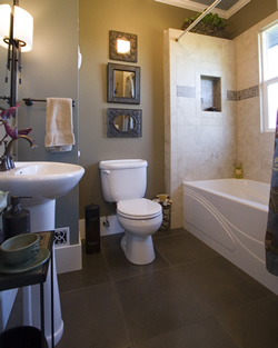 Old Bathroom Remodel Amusing Hawk Meadow Homecraft Portfolio Bathroom Remodel Review